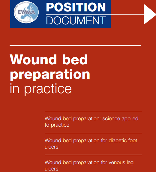 Wounds bed preparation in practice