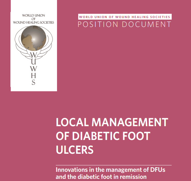 Local Management of Diabetic Foot Ulcers