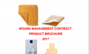 Wound Management Product Brochure
